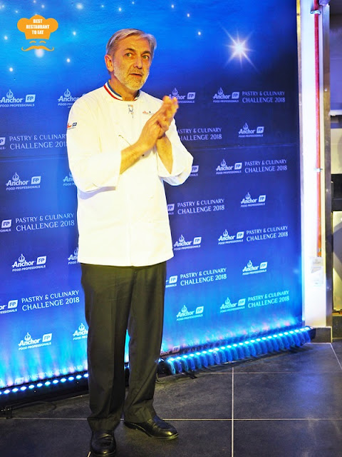 Chef Jean Francois Arnaud