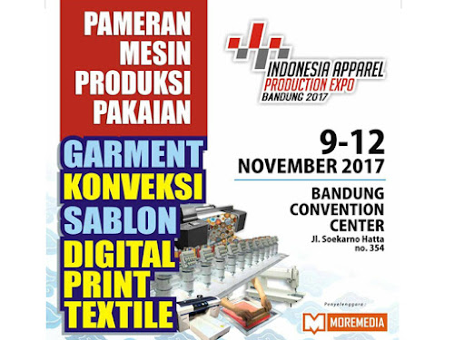 Indonesia Apparel Production Expo 2017