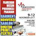 Pameran Mesin Produksi Pakaian Digelar di BCC pada 9 - 12 November 2017