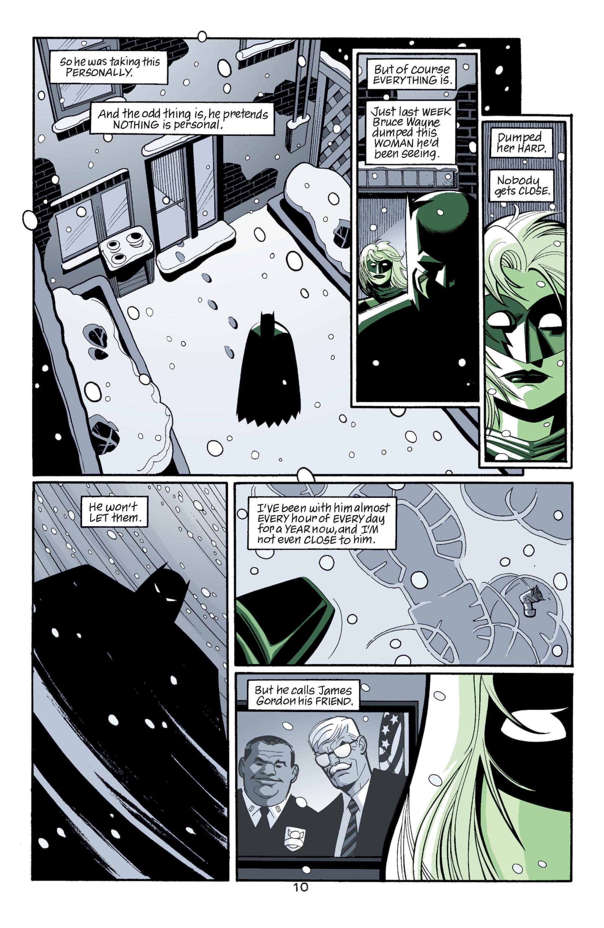 Detective Comics (1937) 765 Page 9