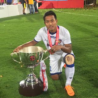 Jeje Lalpekhlua Indian Footballer