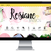 Layout blog Rosiane Barros