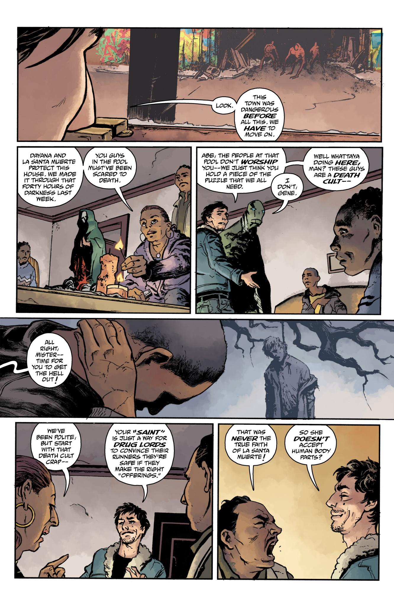 Read online Abe Sapien comic -  Issue #17 - 5