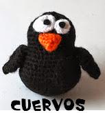 http://patronesamigurumis.blogspot.com.es/2013/10/patrones-cuervos.html