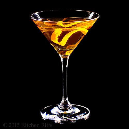 The Brainstorm Cocktail