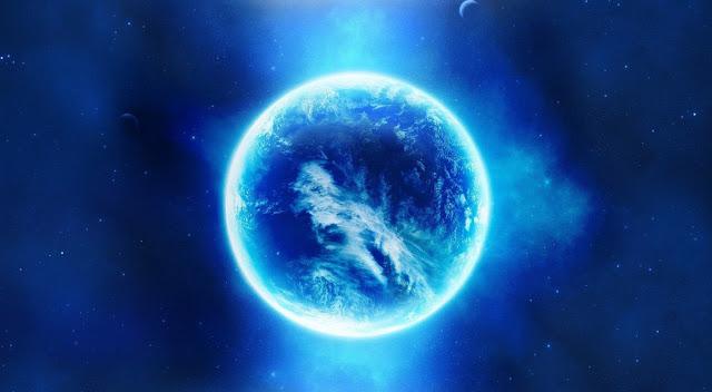 El color de la atmósfera de 55-Cancri-E es fantasmal
