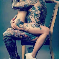 Fotos de parejas tatuadas