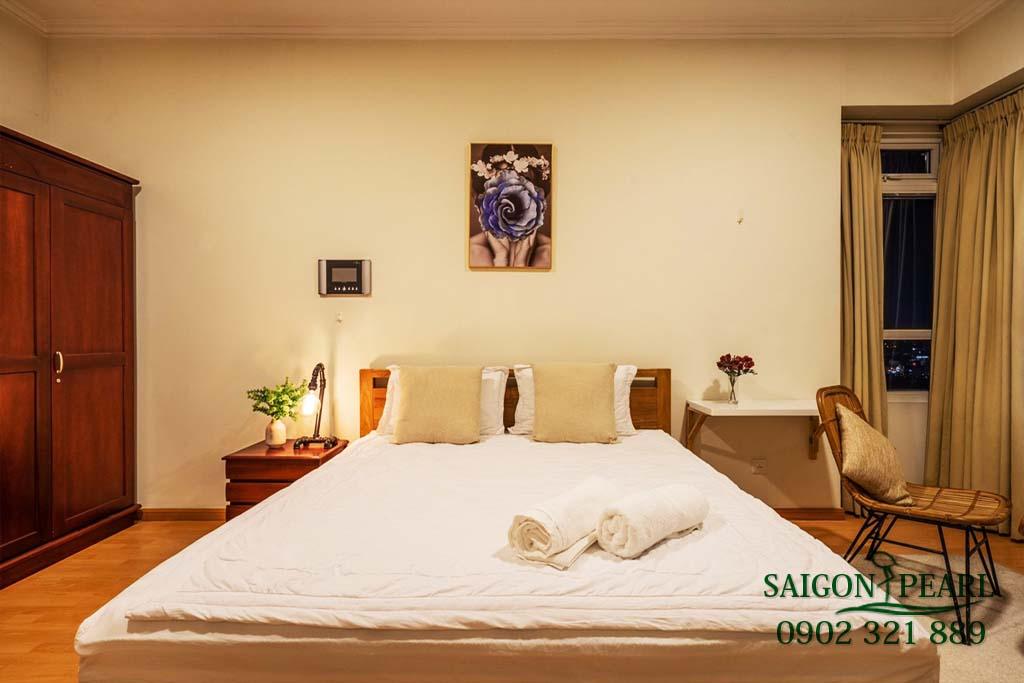 Căn hộ 2 phòng ngủ cao cấp Saigon Pearl cho thuê - 7
