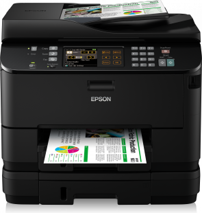 Epson WP-4545DTWF Driver Downloads