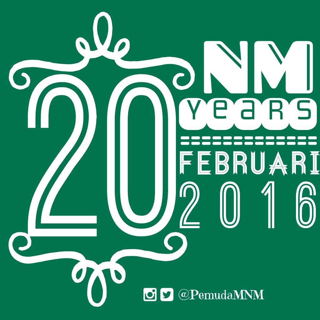 Download Wallpaper Anniversary nurul musthofa 20th [2]