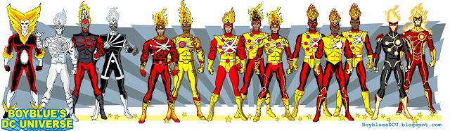 DC Comics, Firestorm, DC Universe, Ronnie Raymond, Jason Rusch, Martin Stein