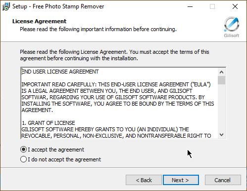 Free Photo Stamp Remover لعمل وإزالة العلامة المائية
