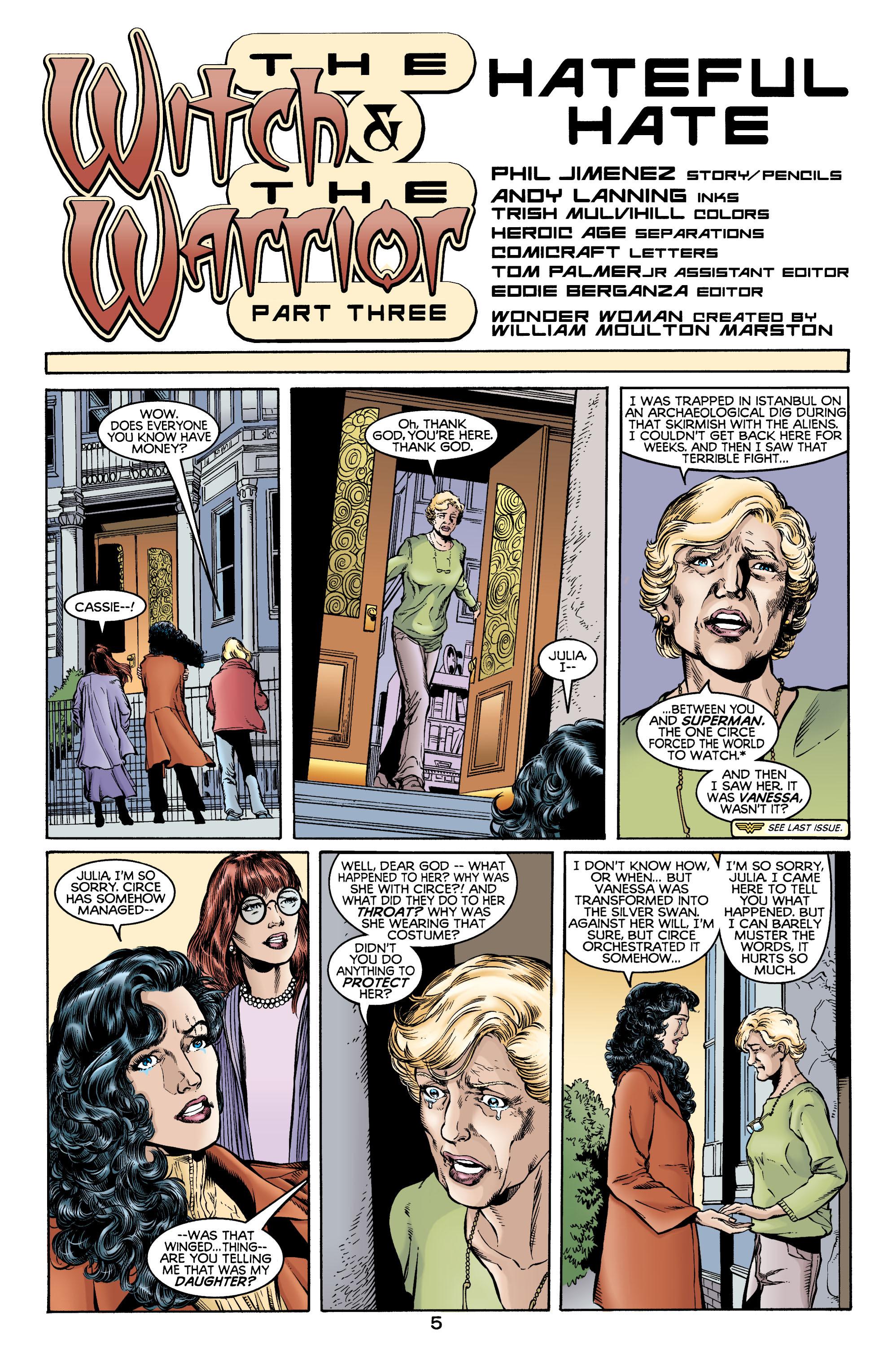 Read online Wonder Woman (1987) comic -  Issue #176 - 6