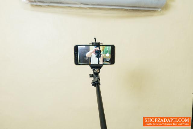 yunteng yt-288 mini tripod stand
