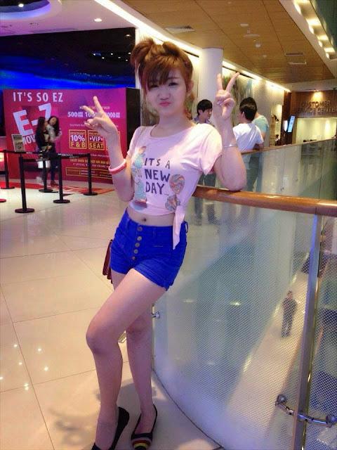 Hot Girl với đẳng cấp khoe hàng 13