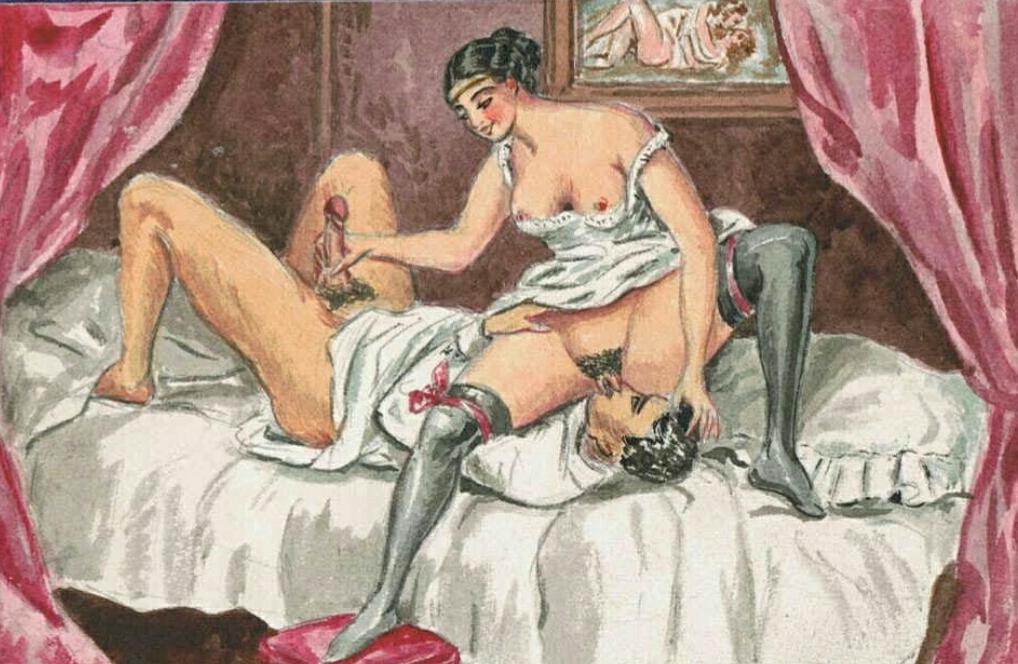 Картины домашнее порно