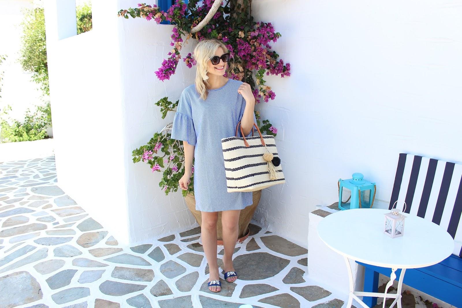 bijuleni, Zara summer dress