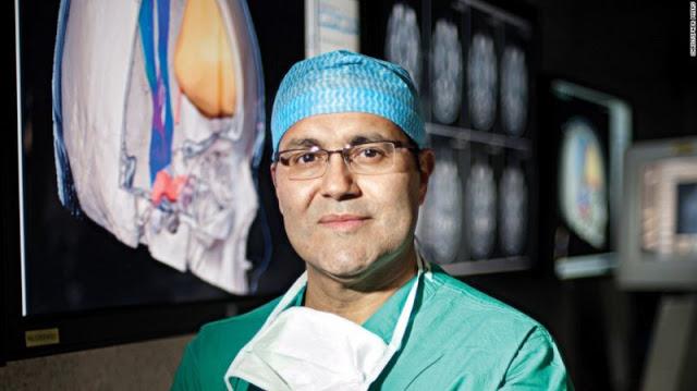 Fue un mexicano indocumentado y ahora es el neurocirujano más famoso de EU