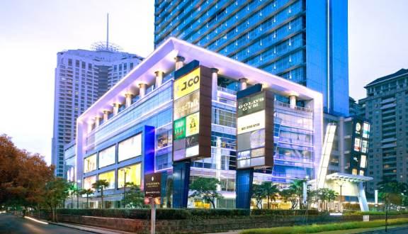 Gambar Kota City Walk Jakarta