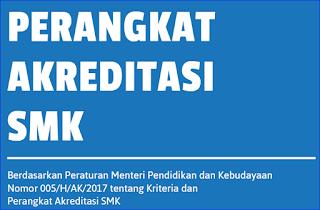 Surat Edaran BAN-SM tentang Pengisian DIA untuk SMK melalui Sispena-S/M Tahun 2018