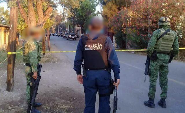 """Vamos a estar al 2x1"", amenaza CJNG tras asesinar a policias en Guanajuato"