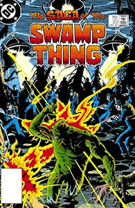 Swamp Thing (1982-1996) #20 by Alan Moore