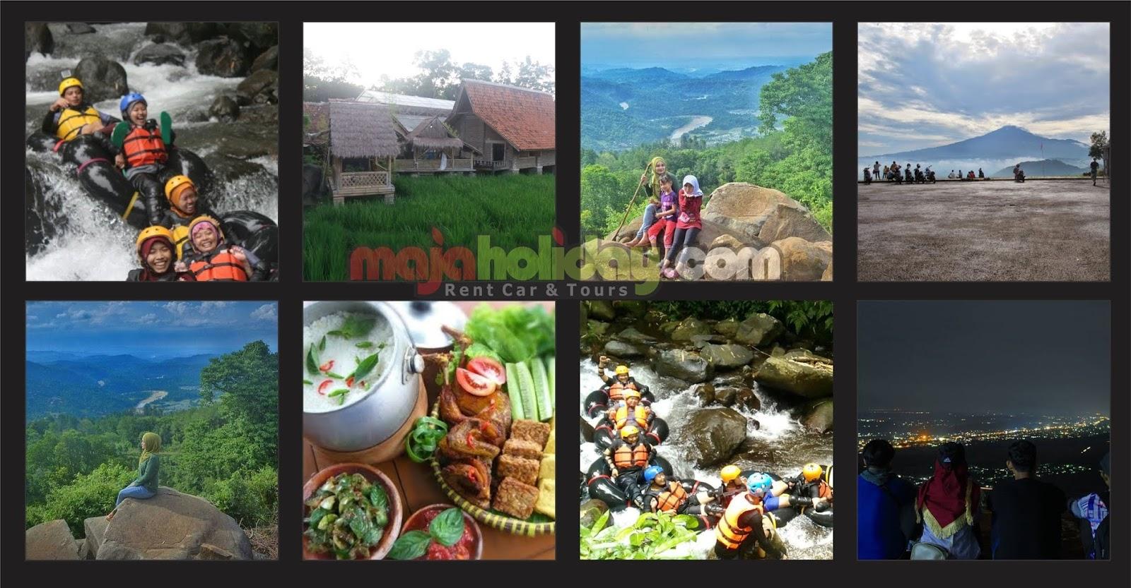 gambar paket wisata cikadongdong gunung karang paralayang paraland city tour majalengka