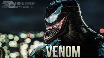 Venom (2018) Hindi 300MB Movies Download WEB-HD