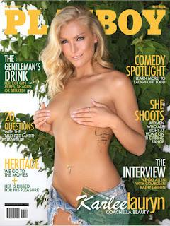 Playboy Australia – Agosto 2018 PDF Digital