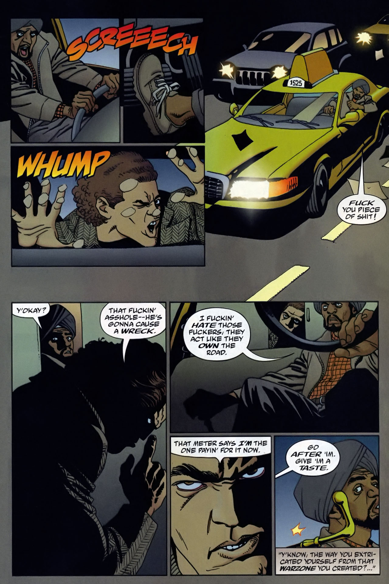 Read online 100 Bullets comic -  Issue #95 - 14