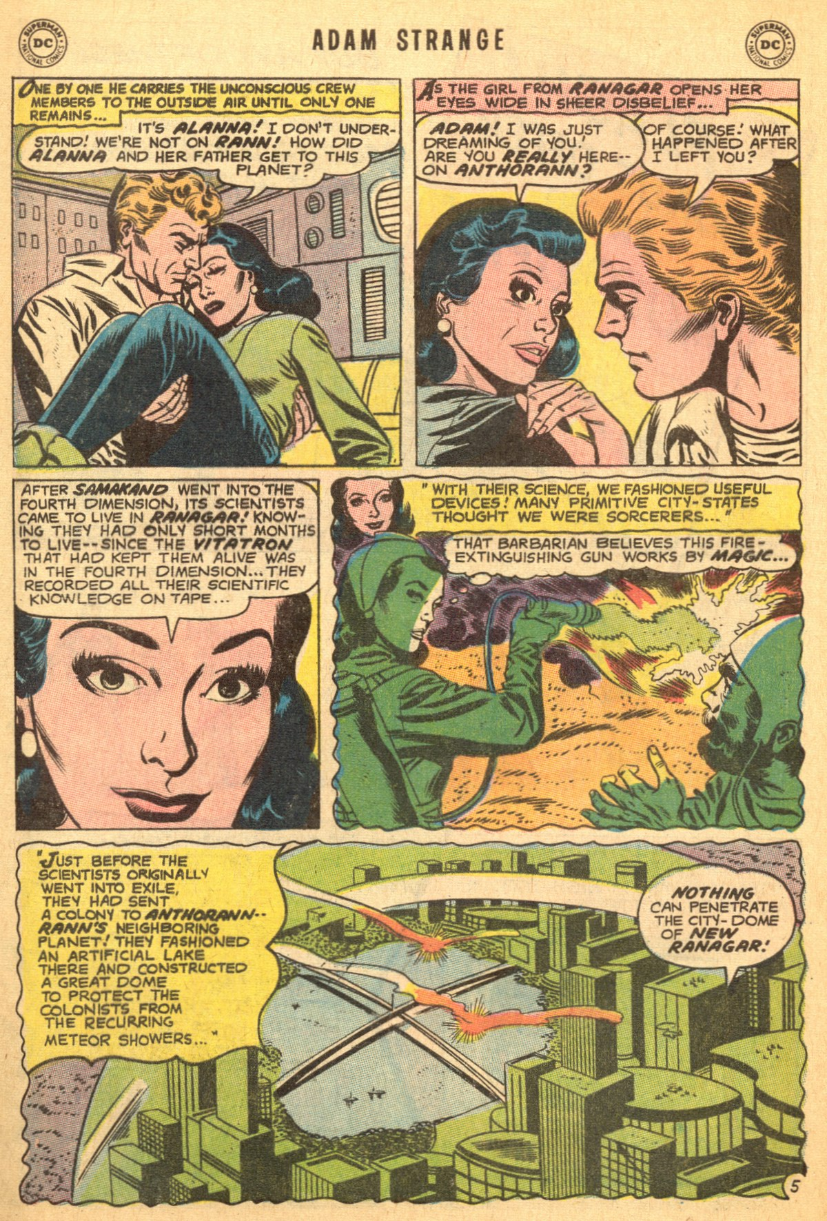 Strange Adventures (1950) issue 218 - Page 8