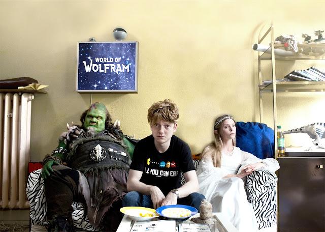 World of Wolfram | Wenn Popkultur auf Gamer trifft... Der Atomlabor Serien Tipp