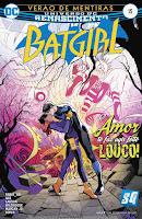 DC Renascimento: Batgirl #15