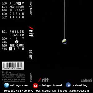 Download Lagu Rif Full Album Salami Mp3 Full Rar