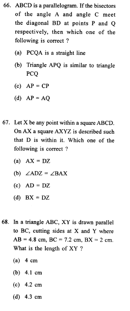 Mathematics  questions  for ssc english medium part 2