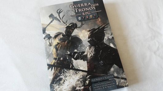"""Livro """"Guerra dos Tronos - RPG"""""""