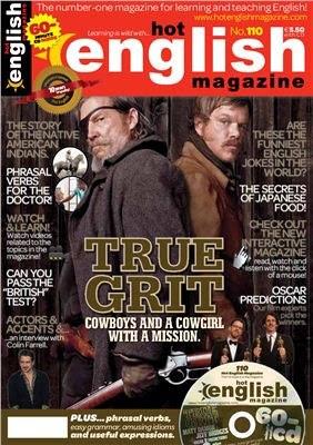 Hot English Magazine - Number 110