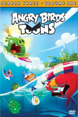 Angry Birds Toons [Season 3] [Vol.1] [2016] [DVDR] [NTSC]