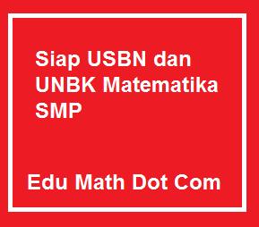 Soal Siao USBN-UNBK 2018