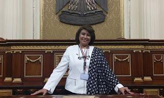 نائبة بخارجية البرلمان: على المجتمع الدولي إتخاذ قرارات جادة ضد قطر