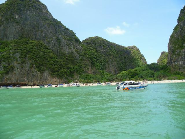 Dicas para visitar Maya Bay, na Tailândia.