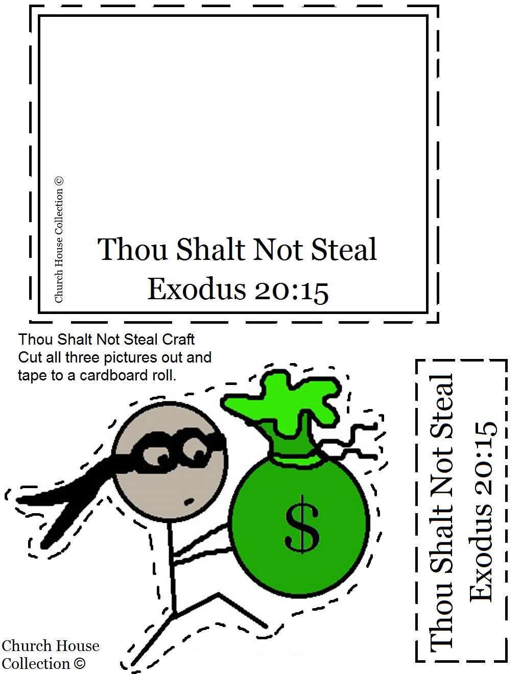 church house collection blog thou shalt not steal toilet paper