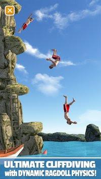 تحميل لعبة القفز والغطس والغوص Flip Diving للاندرويد