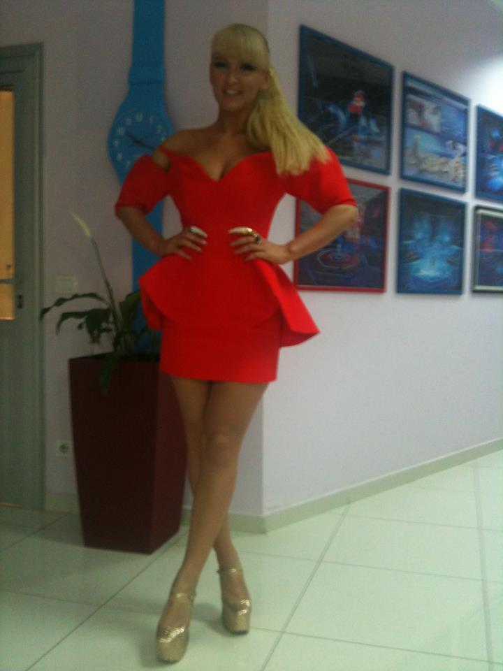 Pics For > Altuna Sejdiu Dresses