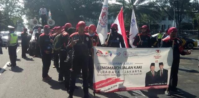 50 Ribu Buruh akan Hadiri Kampanye Akbar Prabowo-Sandi di GBK