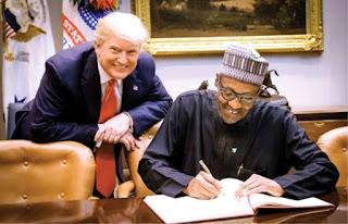 Trump to Buhari: