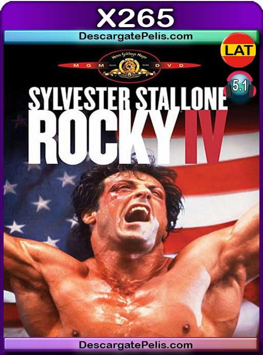 Rocky IV (1985) 1080P X265 Latino – Ingles