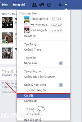 Huong dan chan ban be tren facebook