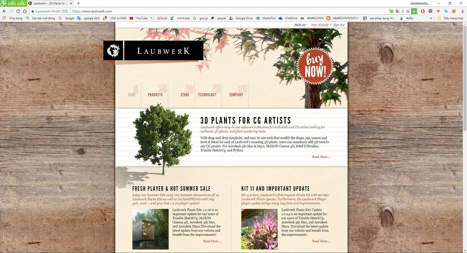 ANARCHIVN: Hướng dẫn cài đặt Plugin Laubwerk cho Sketchup bằng hình ảnh