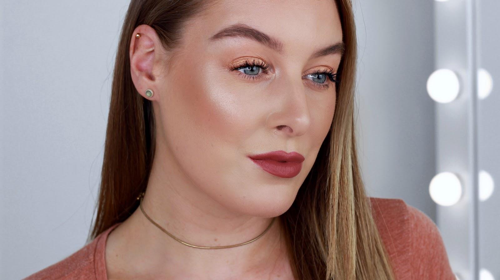 Simple 15 Minute Autumn Makeup Routine